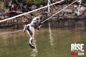 Tyrolean Traverse Photo credit: Scott Keneally